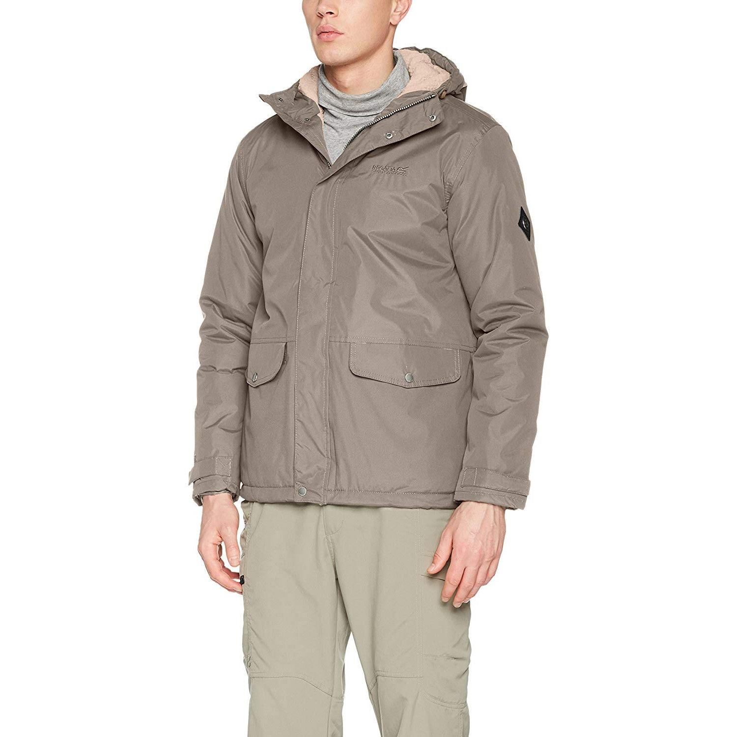 Regatta-Mens-Sternway-II-Waterproof-Hydrafort-Durable-Walking-Jacket-RRP-90 thumbnail 6