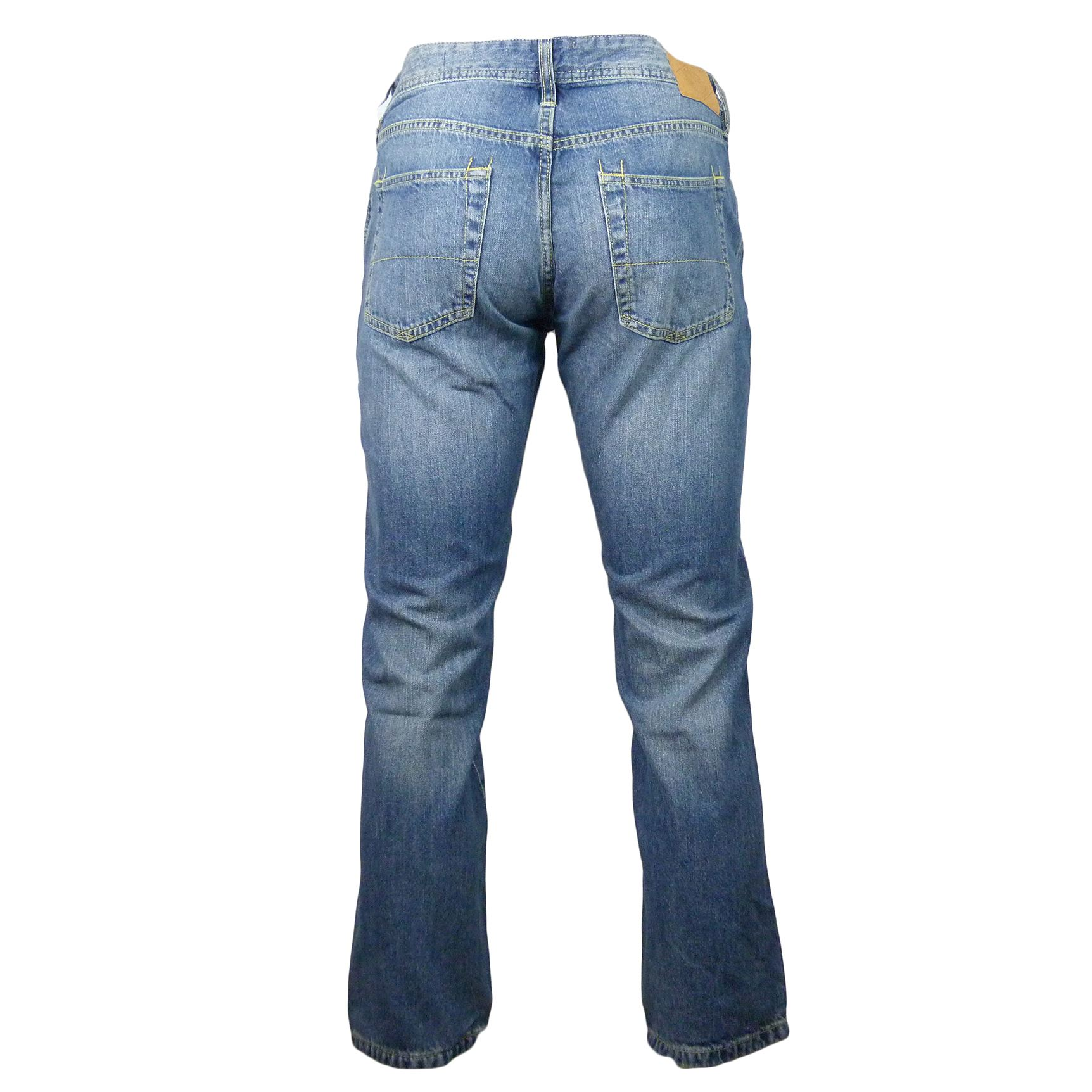 EX-M-amp-S-Marks-And-Spencer-Relaxed-Fit-Denim-Jeans thumbnail 3