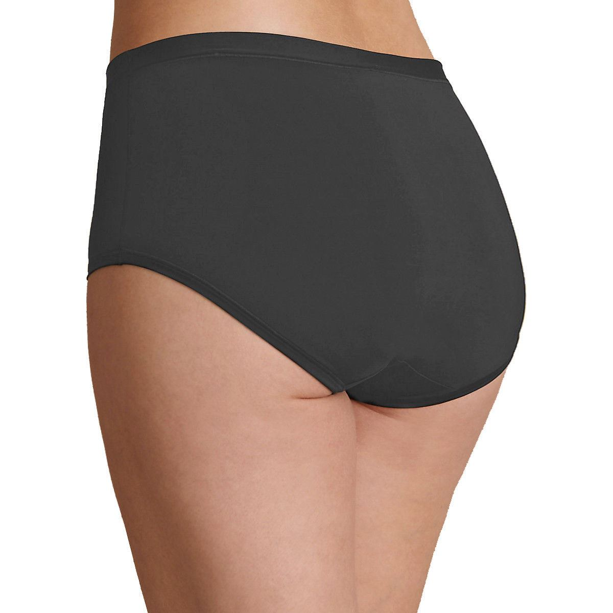 EX-M-amp-S-Ultimate-Comfort-Flexifit-4-Way-Stretch-Midi-Knickers-in-White thumbnail 5
