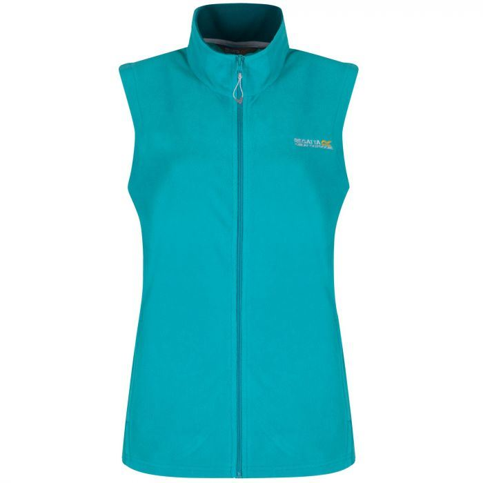 Regatta-Sweetness-II-RWB053-Full-Zip-Womens-Sleeveless-Bodywarmer thumbnail 3