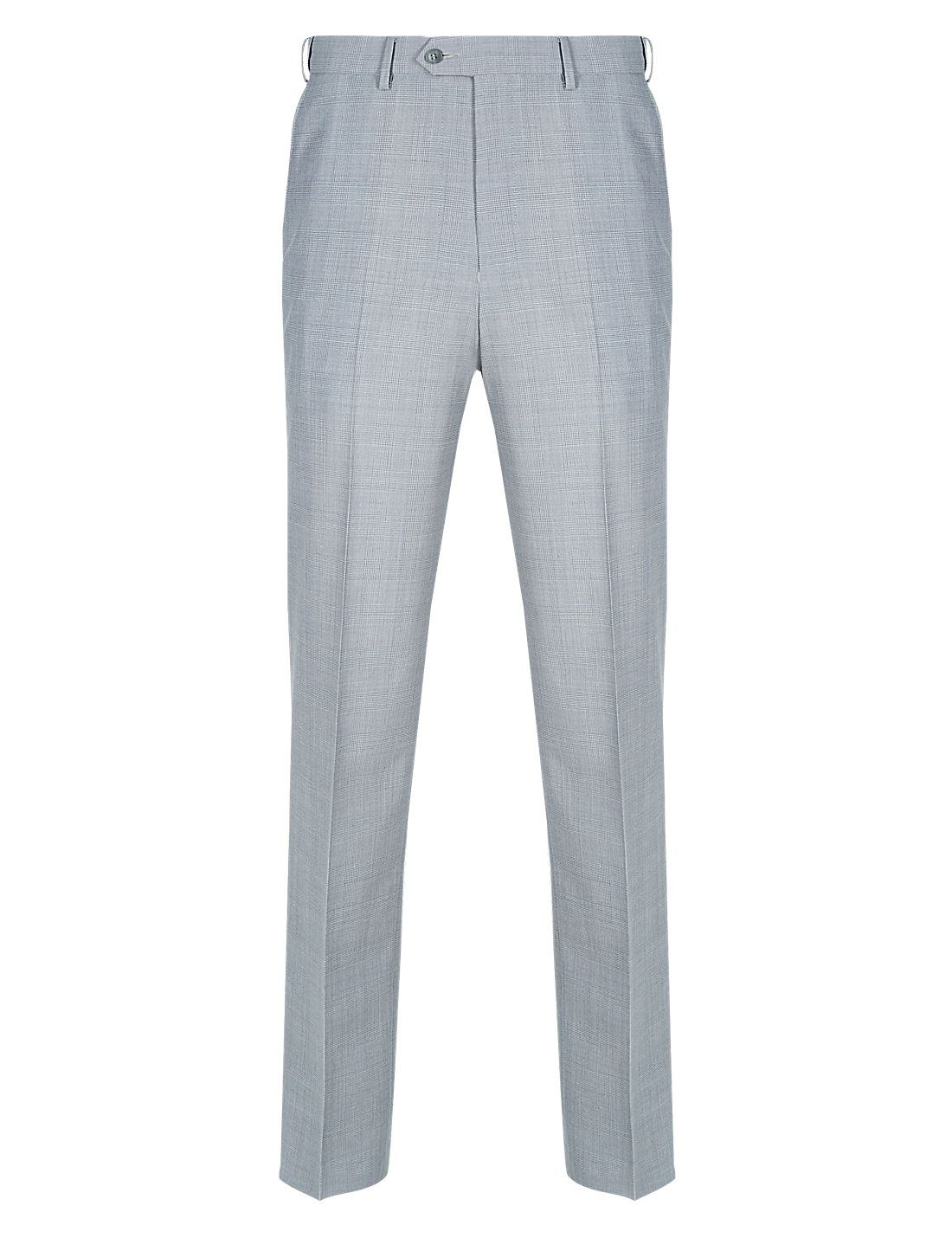 EX-M-amp-S-Marks-And-Spencer-Supercrease-Active-Waistband-Trousers thumbnail 5