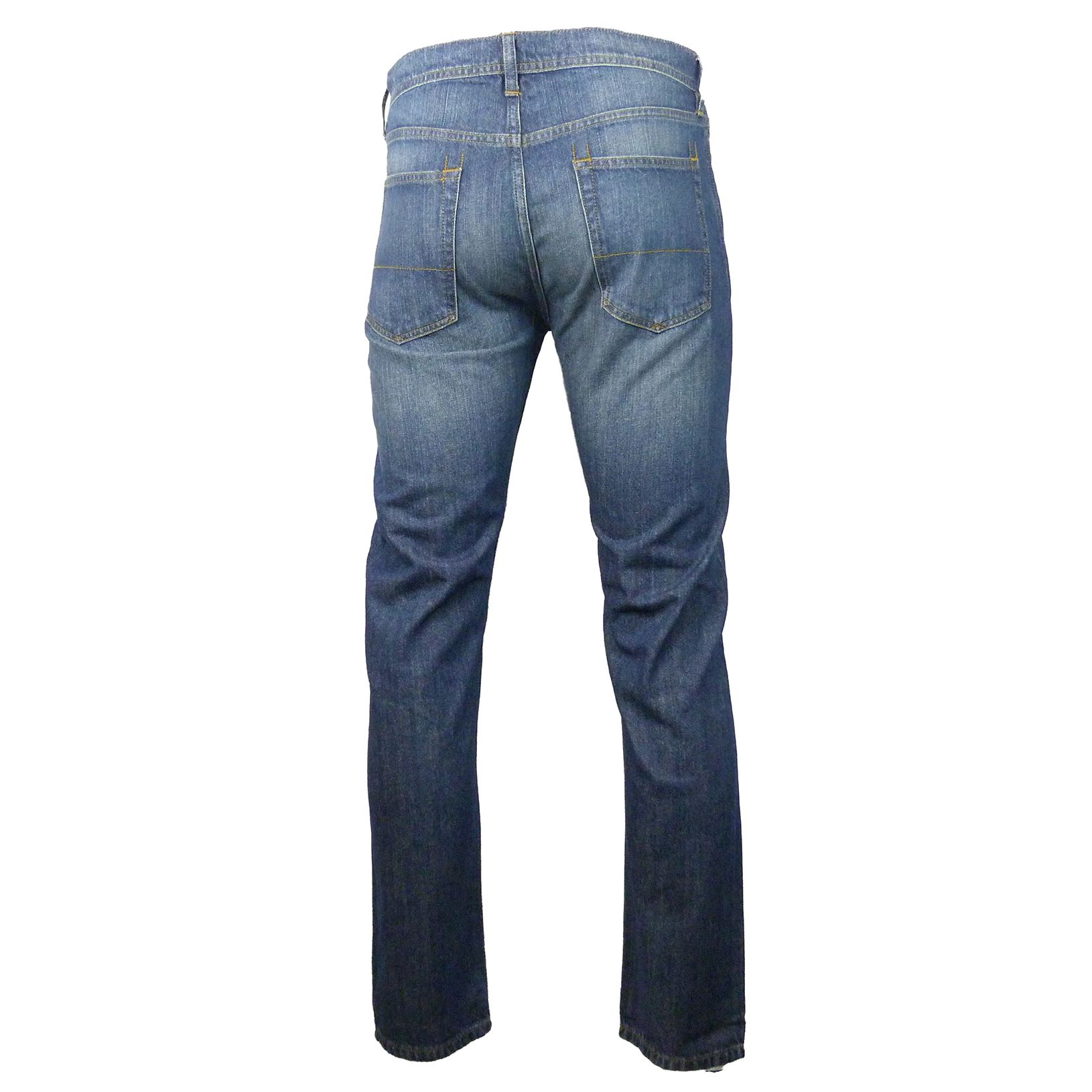 EX-M-amp-S-Marks-And-Spencer-Relaxed-Fit-Denim-Jeans thumbnail 5