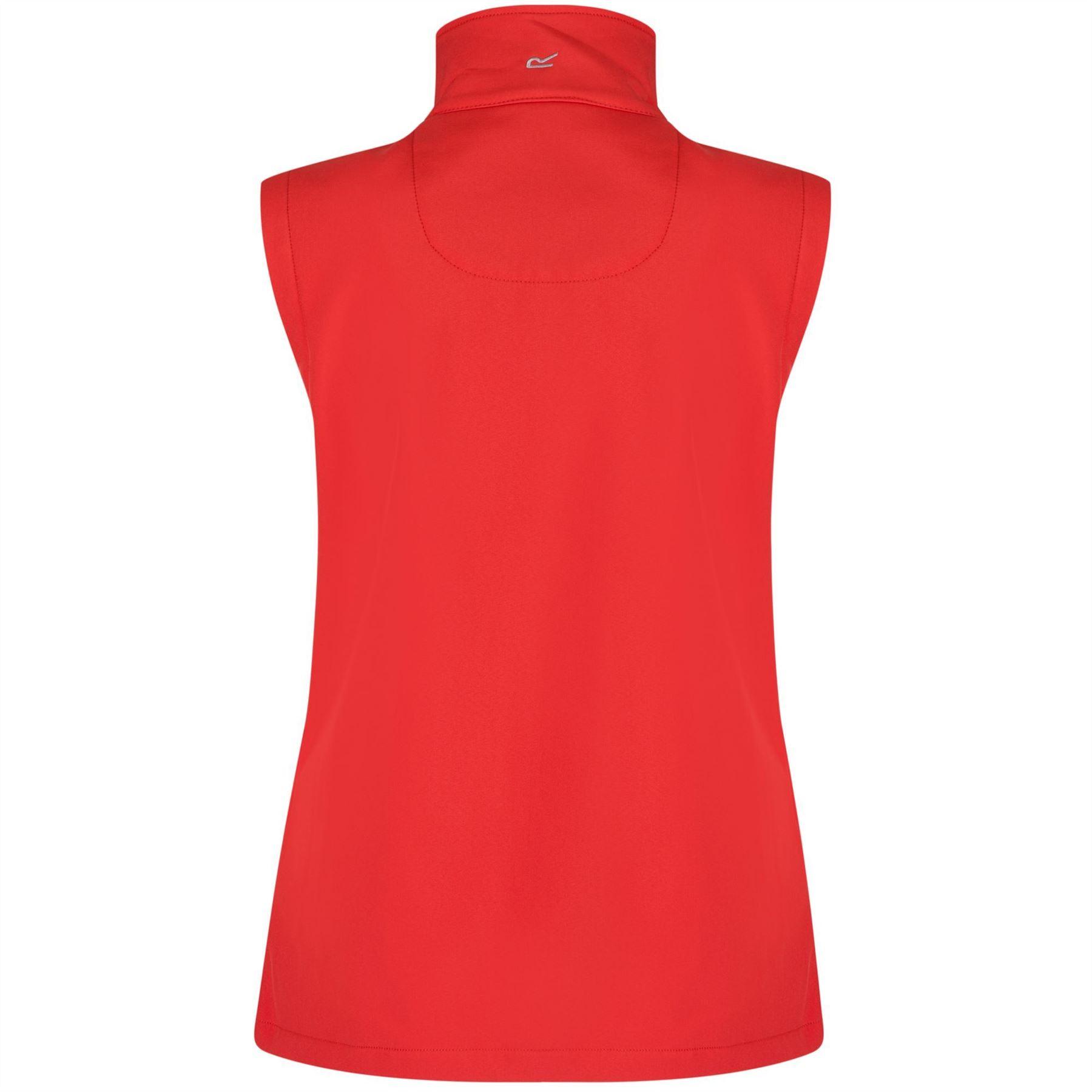 Regatta Womens//Ladies Micro Fleece Zip Bodywarmer//Gilet//Vest Jacket PC2064