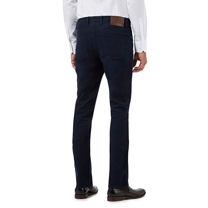 Hammond-amp-Co-By-Patrick-Grant-Twill-Trousers-Jeans thumbnail 5