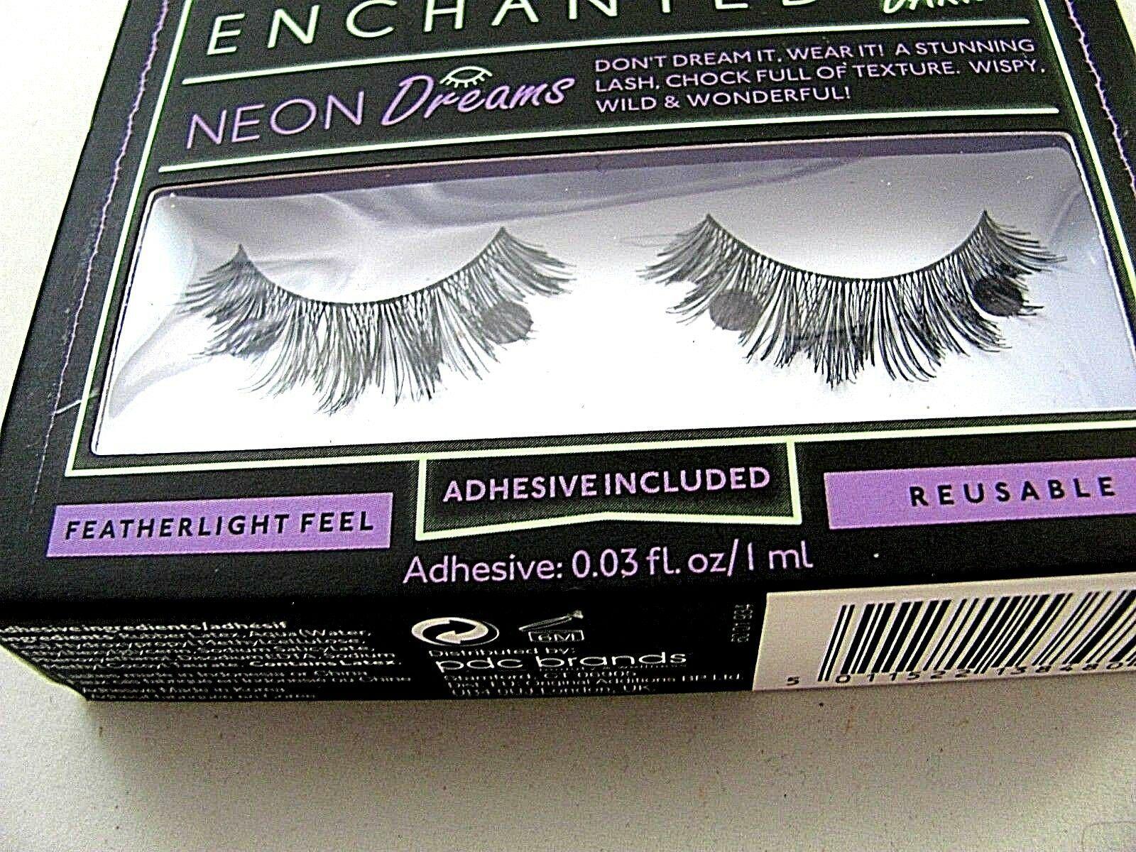 e6173ea3bb3 Eylure Enchanted After-Dark False Eyelashes Neon Dreams - 1 pair ...