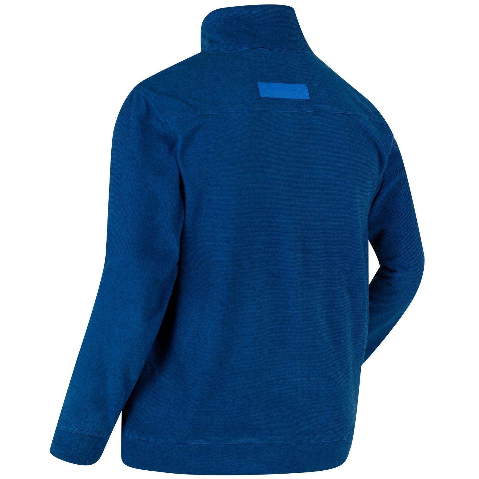 Regatta-Mens-Ultar-III-Full-Zip-Casual-Comfortable-Fleece-Jacket thumbnail 7