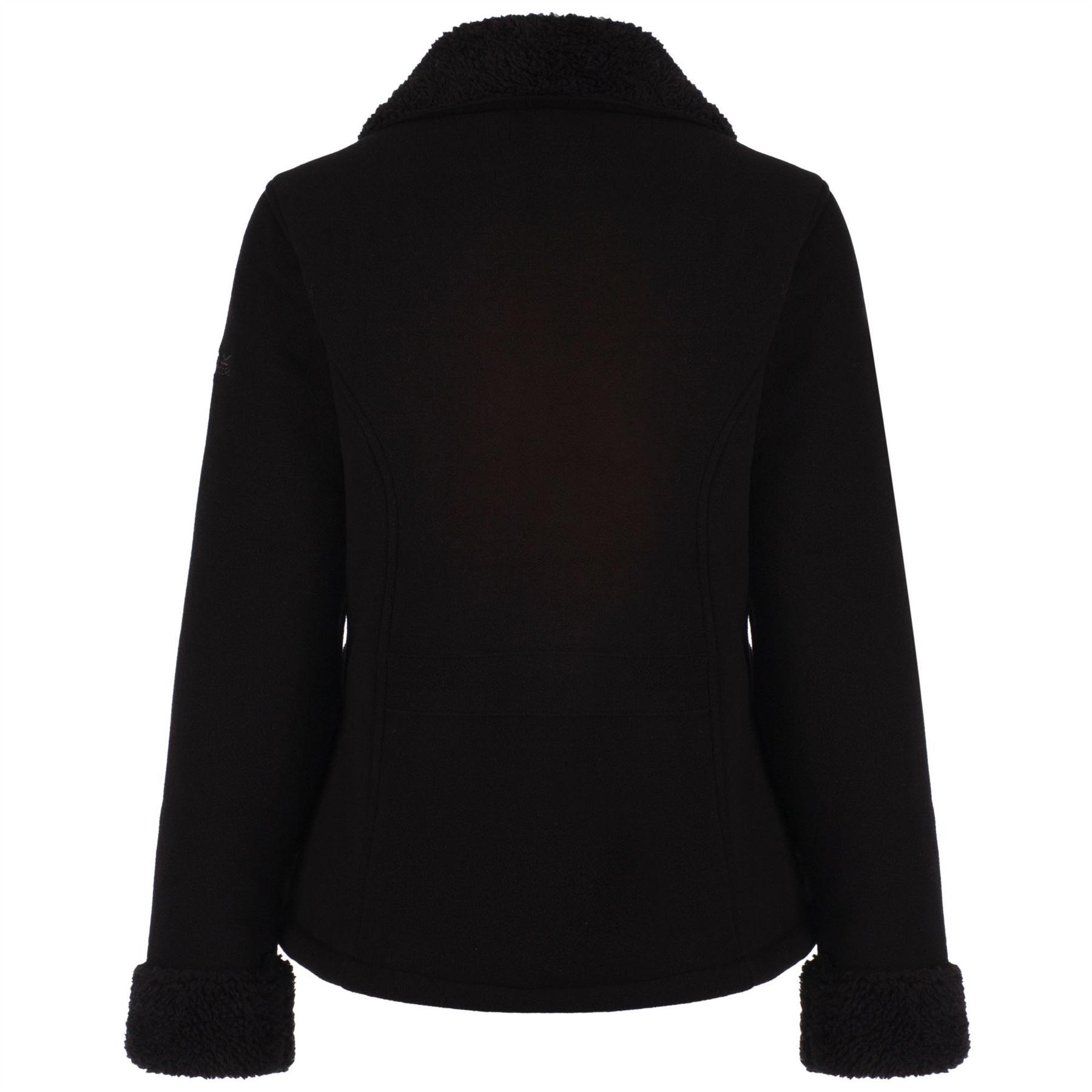 Regatta-Bernetta-Full-Zip-Womens-Micro-Fleece-RWA254 thumbnail 3