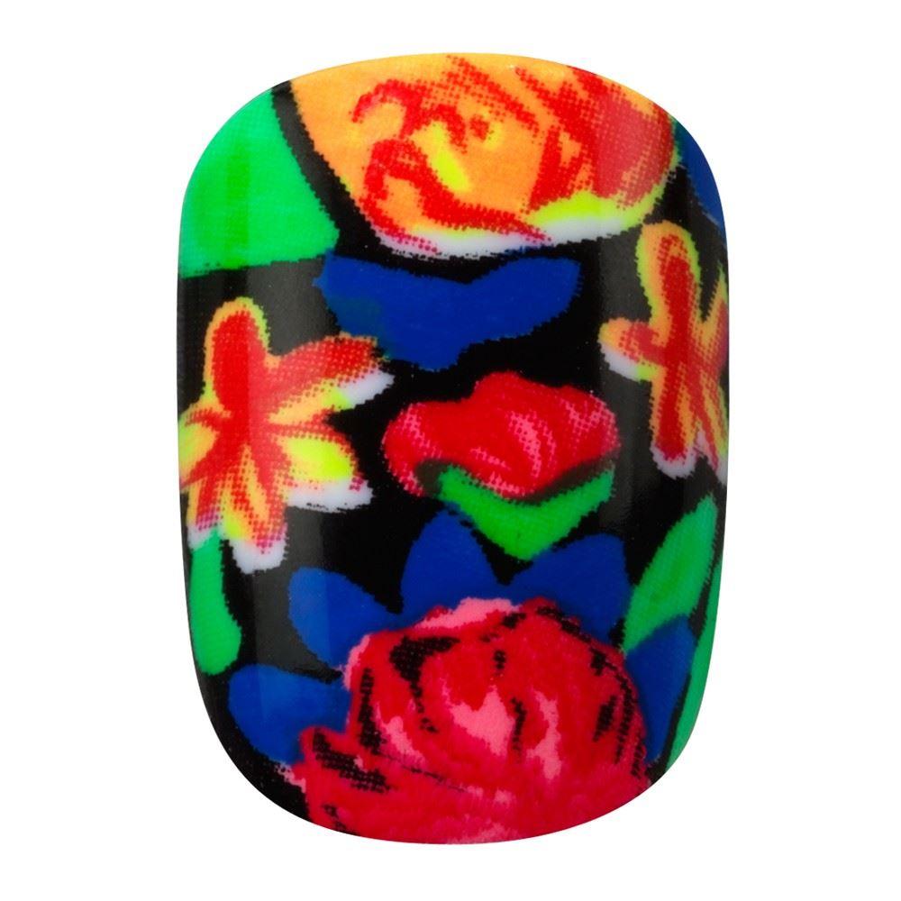 Elegant-Touch-Express-False-Nails-Trend-Floral-Nailart-24-Nails thumbnail 4