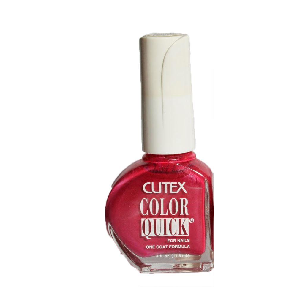 Cutex Color Quick Nail Polish / Nail Varnish | eBay