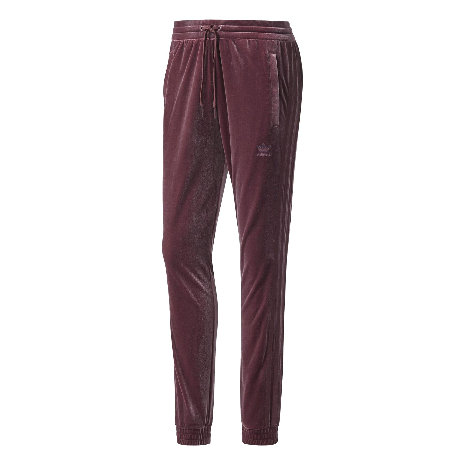 adidas pantaloni in velluto