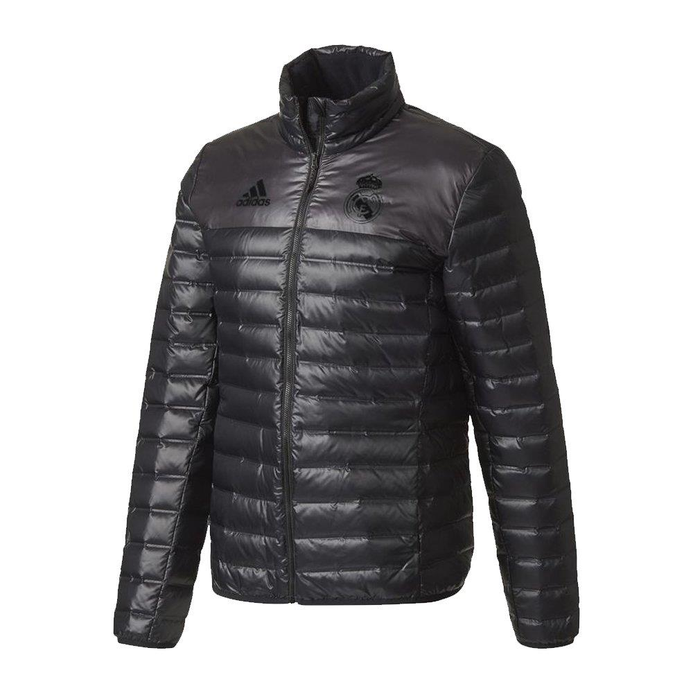 Details about adidas REAL MADRID EU DOWN PADDED JACKET PUFFER WARM COMFY WINTER FULL FOOTBALL