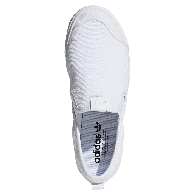 Adidas Originals Nizza sin cordones para mujer Zapatillas
