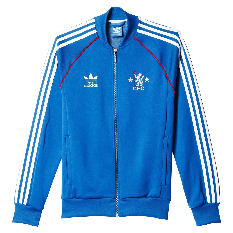 Mens Classic Team Superstar Track Jacket