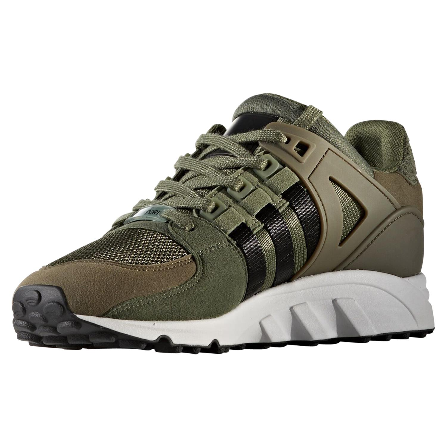 Details about adidas ORIGINALS EQT SUPPORT RF TRAINERS ARMY GREEN CARGO MEN'S SALE SHOES RARE