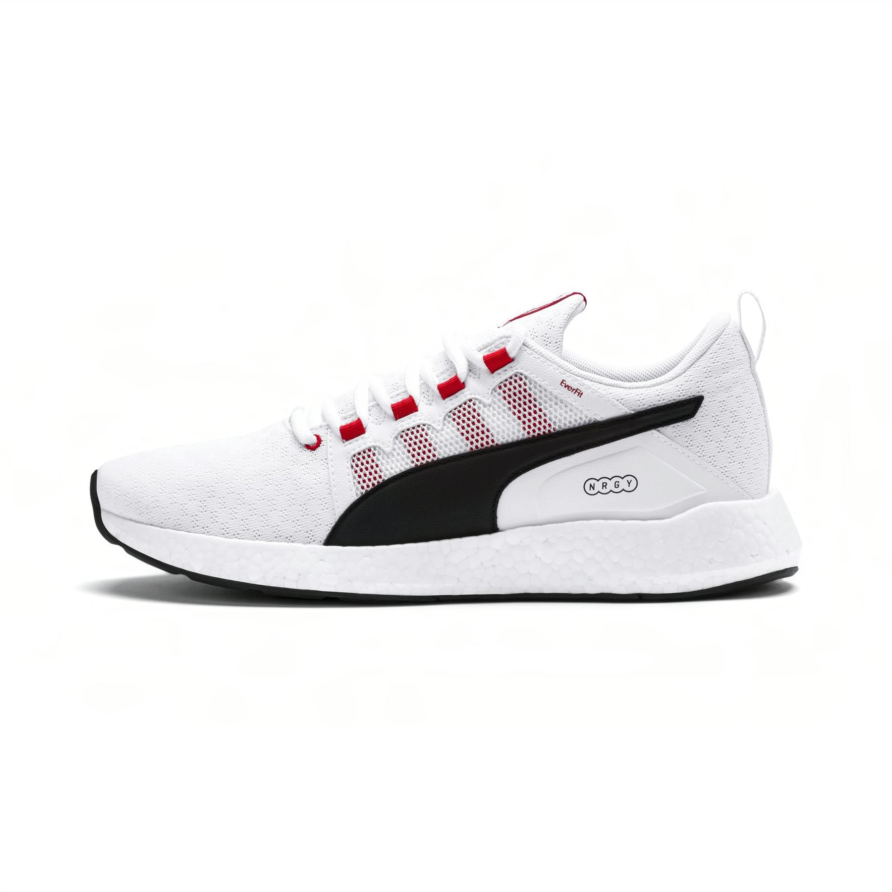 Details about PUMA NRGY NEKO TURBO TRAINERS FOAM RUNNING SHOES SNEAKERS COMFY GYM MEN'S ACTIVE