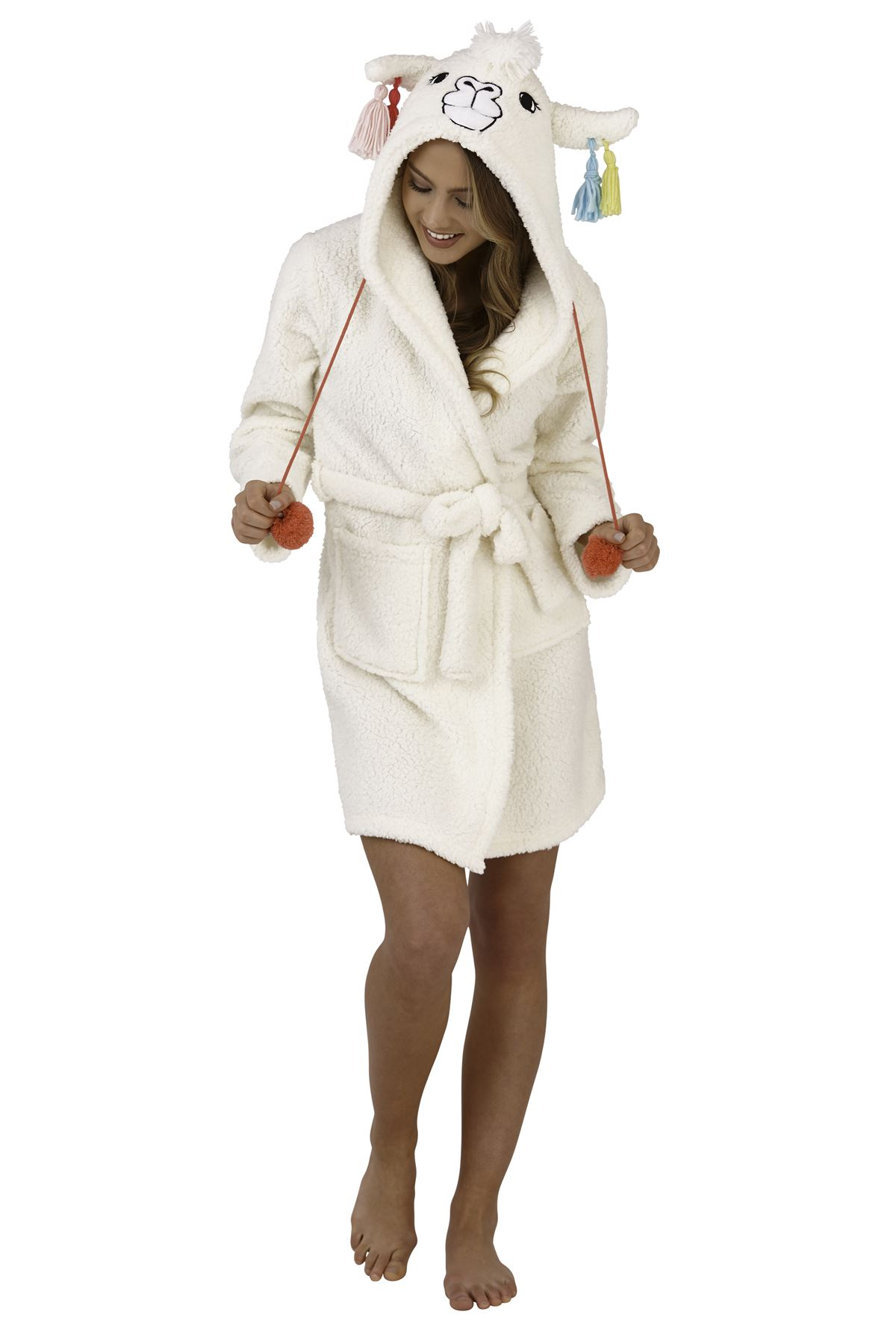 d85190077336f Llama All In One Nightshirt Ladies Girls Novelty Pyjamas Make A Gift ...