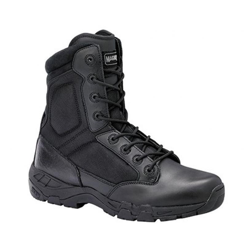 90d6d6078b5 Details about Magnum Viper Pro 8.0 Black Side Zip Boots - Mens Combat  Tactical Police Boot