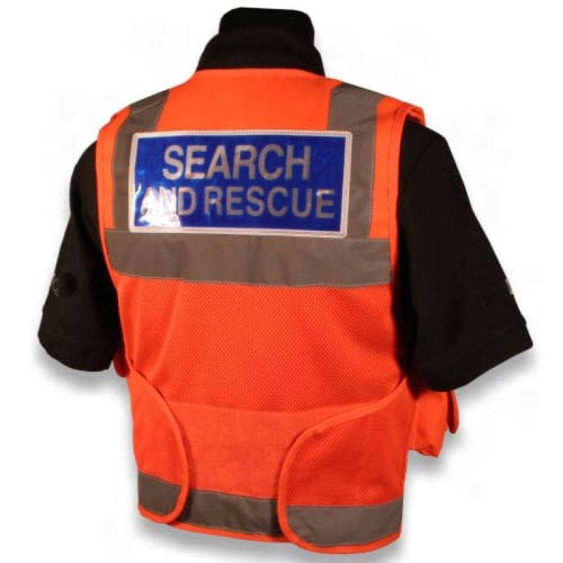 Protec-Advanced-Security-Search-and-Rescue-Utility-Tactical-Vest thumbnail 14