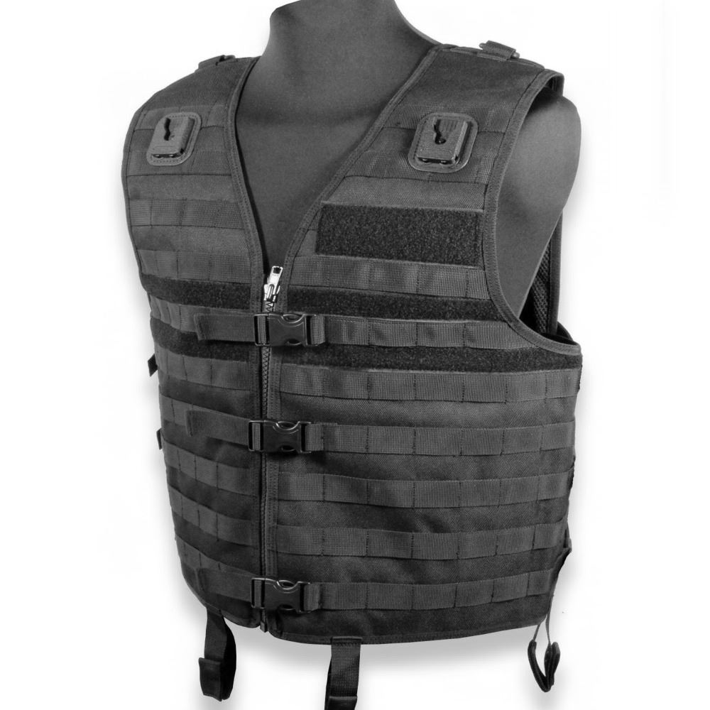"""Tactical Vest Name Patch  5/""""X1/"""" Hook And Loop AirSoft Paintball Security Police"""