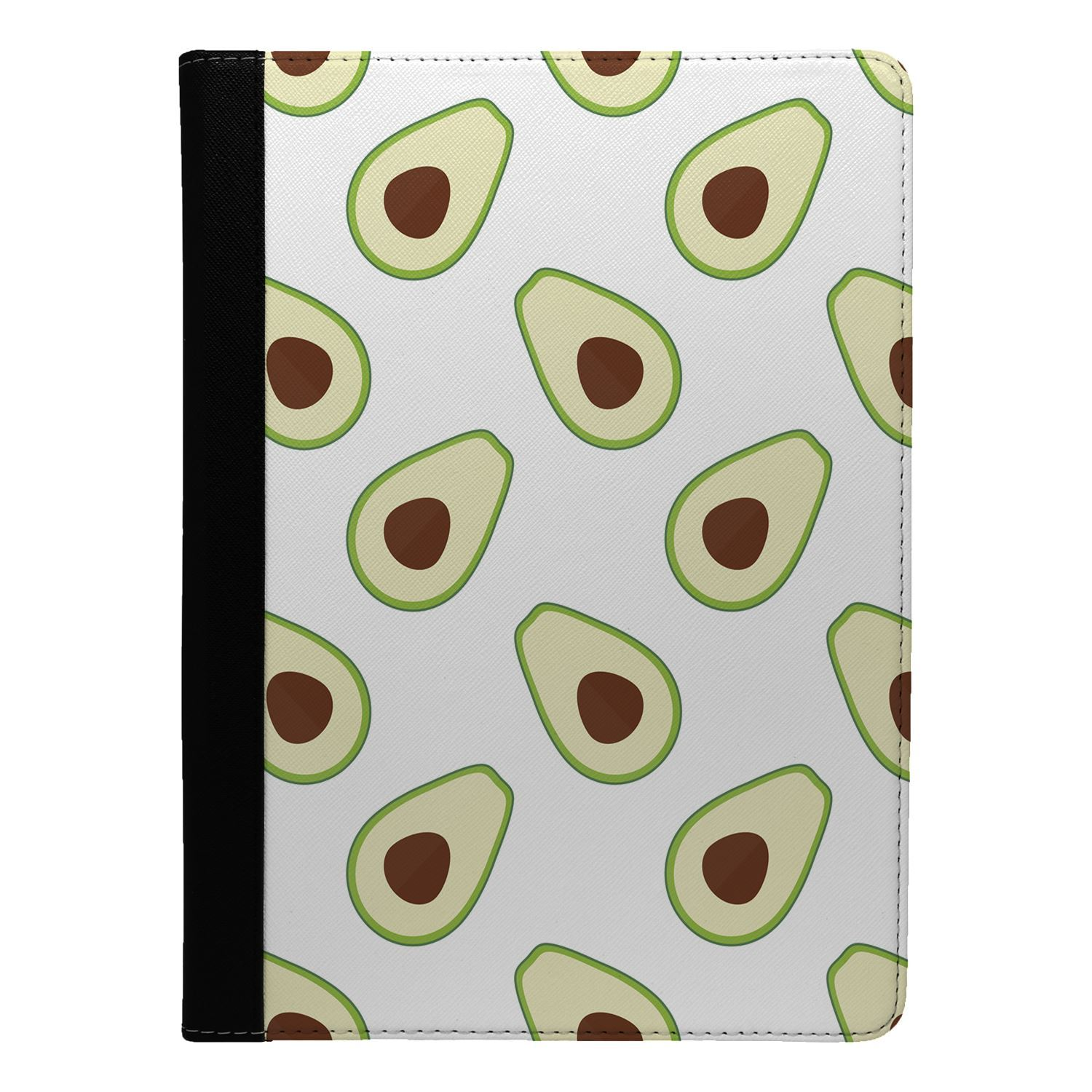 Avocados-Verde-Patron-Funda-Libro-para-Apple-Ipad-S906