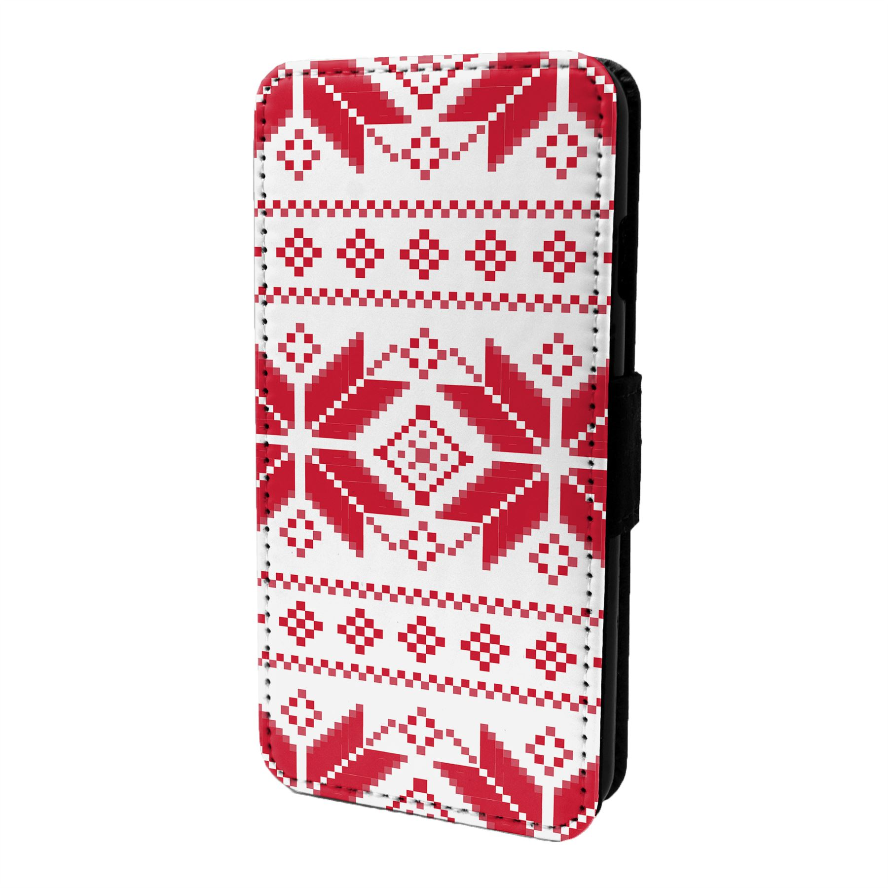 Nordico-Estampado-Funda-Libro-para-Telefono-Movil-S6987