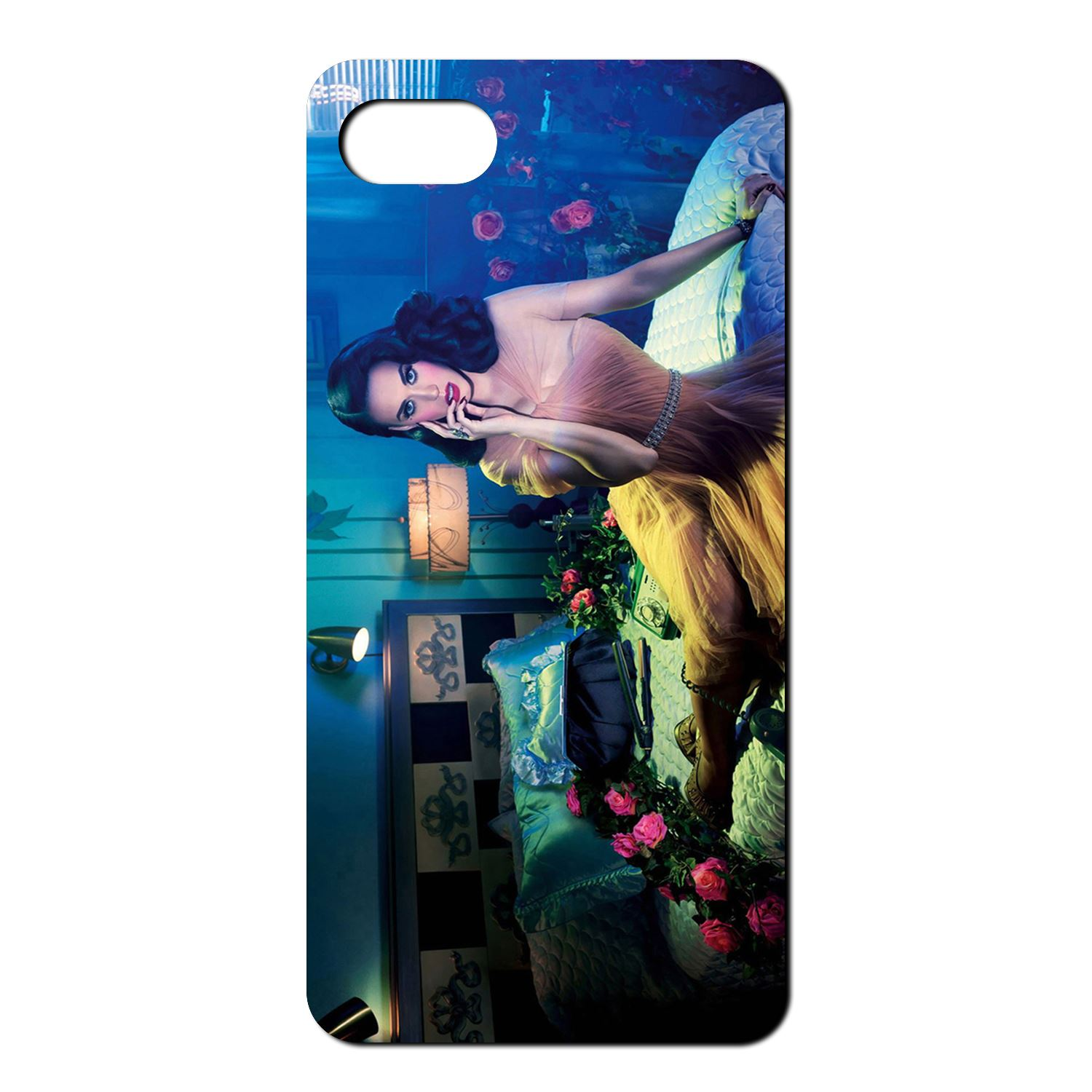 Female-Singers-Katy-Perry-amp-Rihanna-TPU-Back-Case-Cover-For-Mobile-Phone-T378