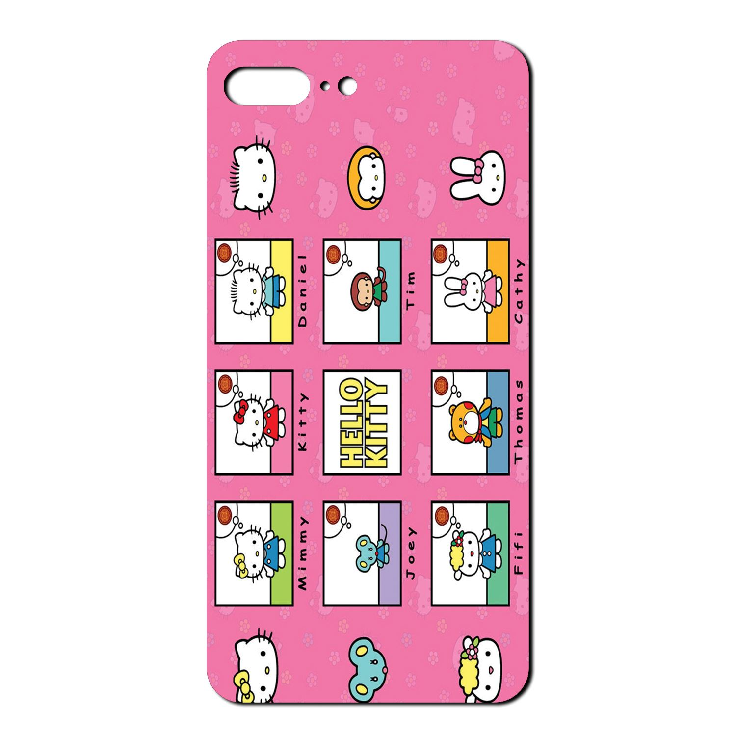 online retailer 39b5e bdead Details about Hello Kitty Cartoon TPU Back Case Cover For Mobile Phone -  T1459