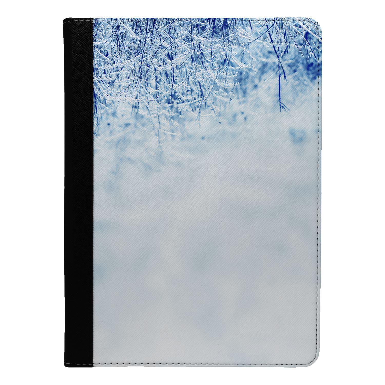 Winter-Ice-Snow-Flip-Case-Cover-For-Apple-iPad-S4443
