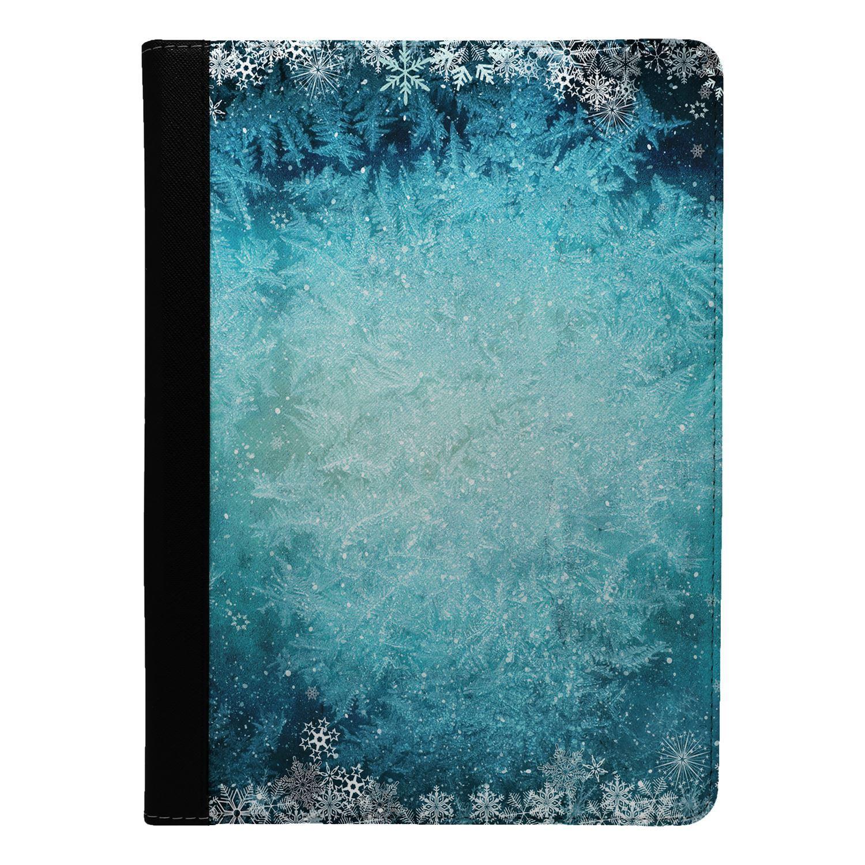 Invierno-Hielo-Funda-Libro-para-Apple-Ipad-S4451