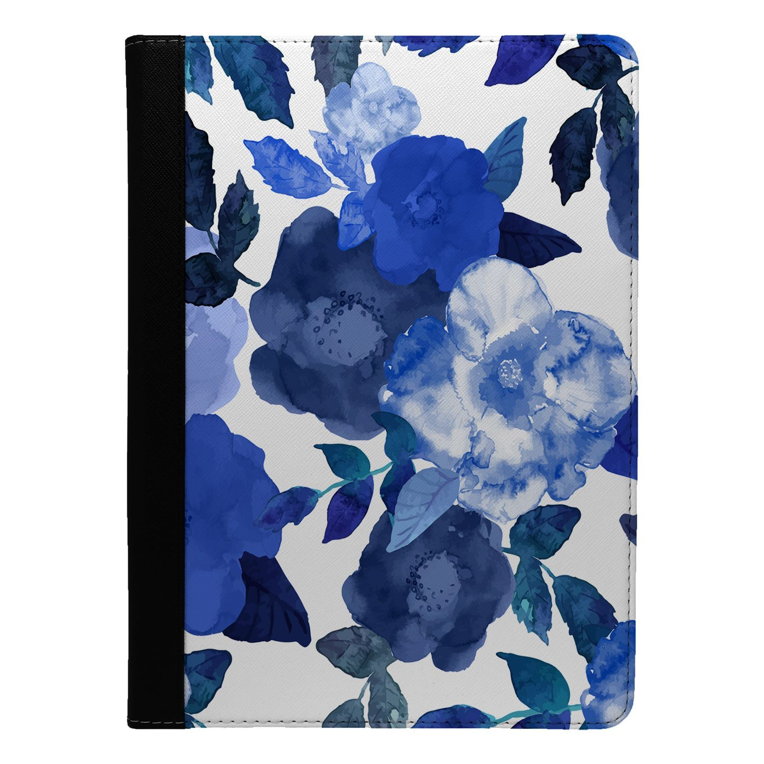 Flowers-Floral-Print-Flip-Case-Cover-For-Apple-iPad-S8896
