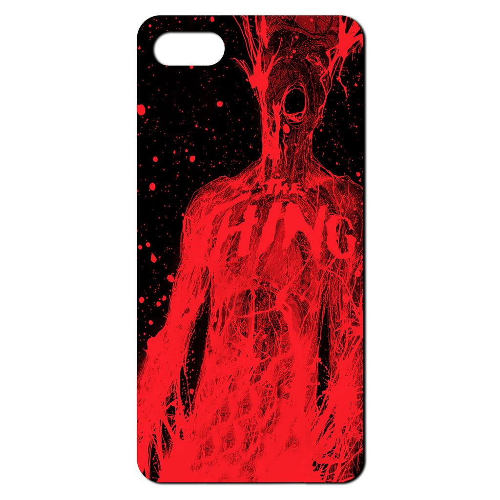 Minimalist Movie Posters The Thing TPU Back Case