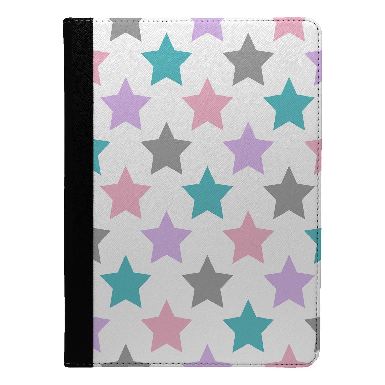 Stars-Pattern-Flip-Case-Cover-For-Apple-iPad-S3845