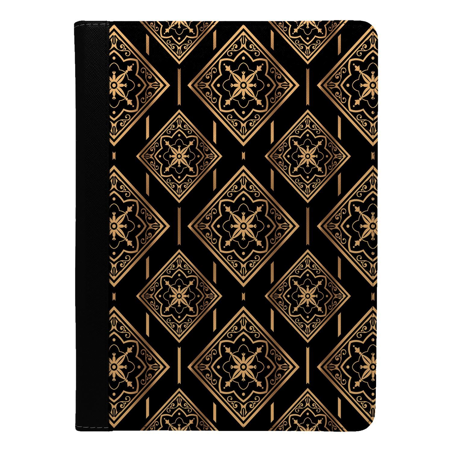 Retro-Geometric-Pattern-Flip-Case-Cover-For-Apple-iPad-S9145