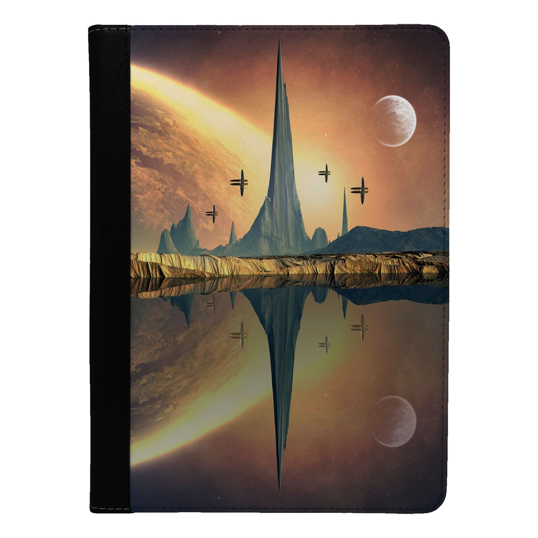 Fantasia-Landscape-Funda-Libro-para-Apple-Ipad-S4544
