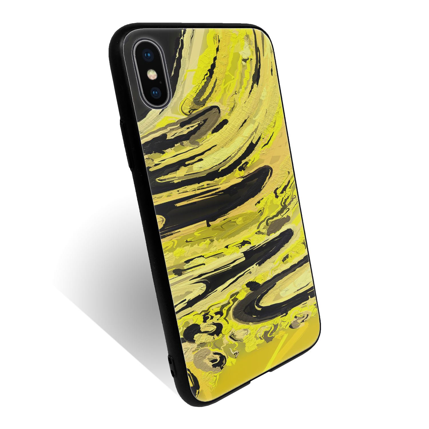 cover iphone paint