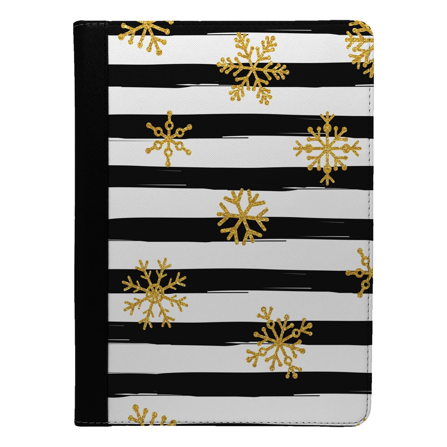 Winter-Ice-Pattern-Flip-Case-Cover-For-Apple-iPad-S4421