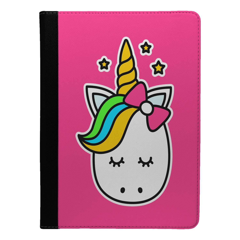 Cute-Unicorn-Print-Flip-Case-Cover-For-Apple-iPad-S9265