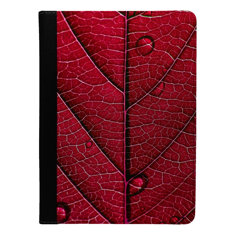 Beautiful-Leaf-Print-Flip-Case-Cover-For-Apple-iPad-S8786