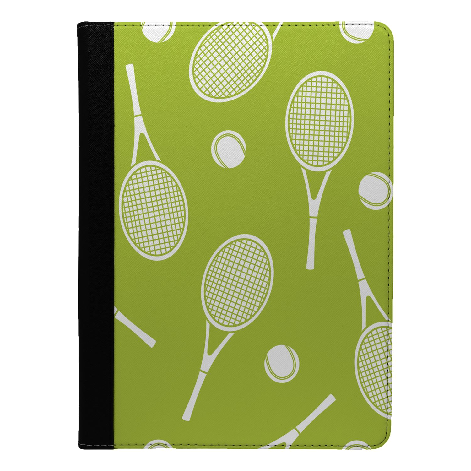 Sport-Tennis-Pattern-Flip-Case-Cover-For-Apple-iPad-S4222