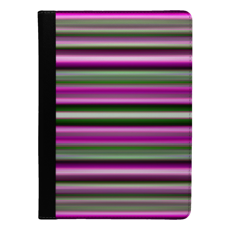 Minimal-Stripes-Pattern-Flip-Case-Cover-For-Apple-iPad-S8475