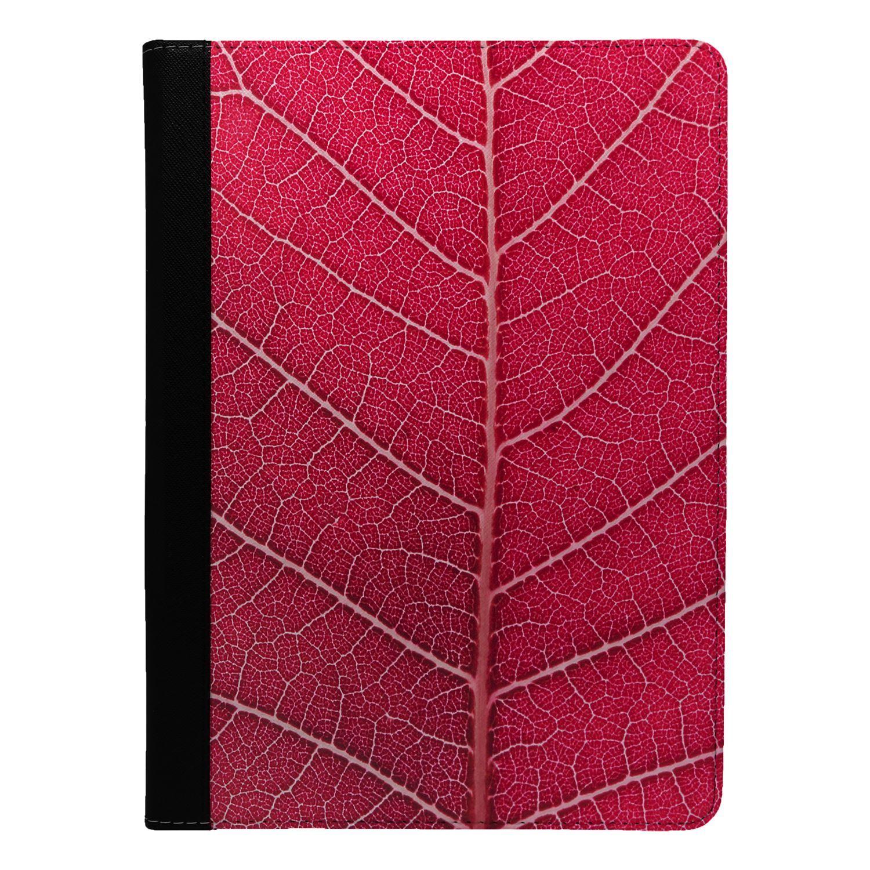 Hermosa-Estampado-de-Hojas-Funda-Libro-para-Apple-Ipad-S8790