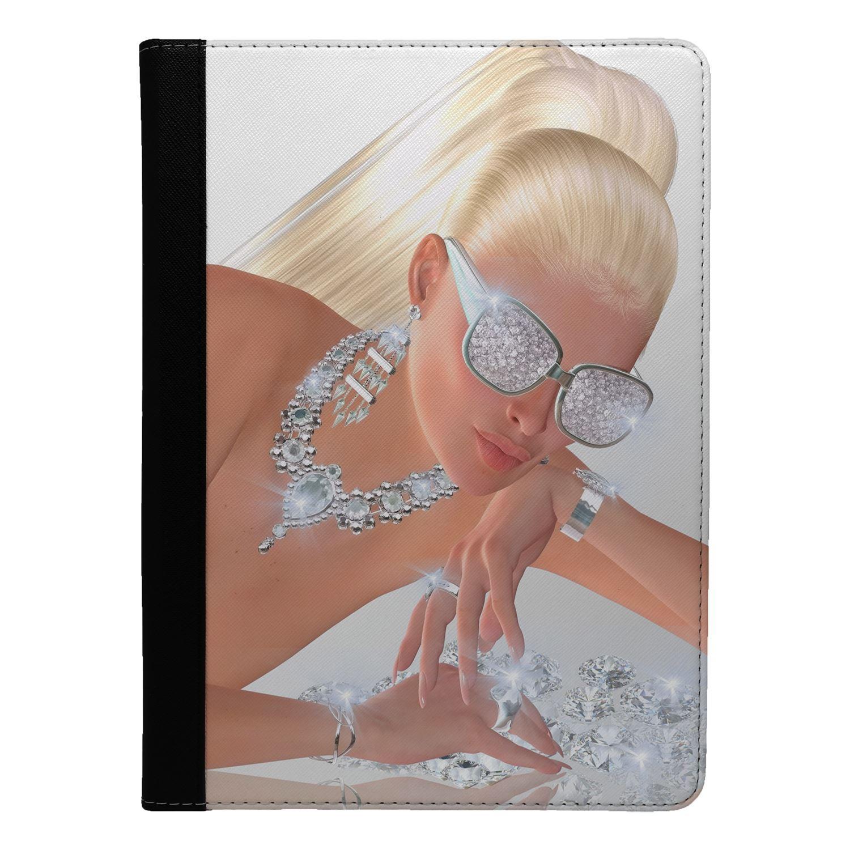 Diamond-Joyas-Funda-Libro-para-Apple-Ipad-S4487