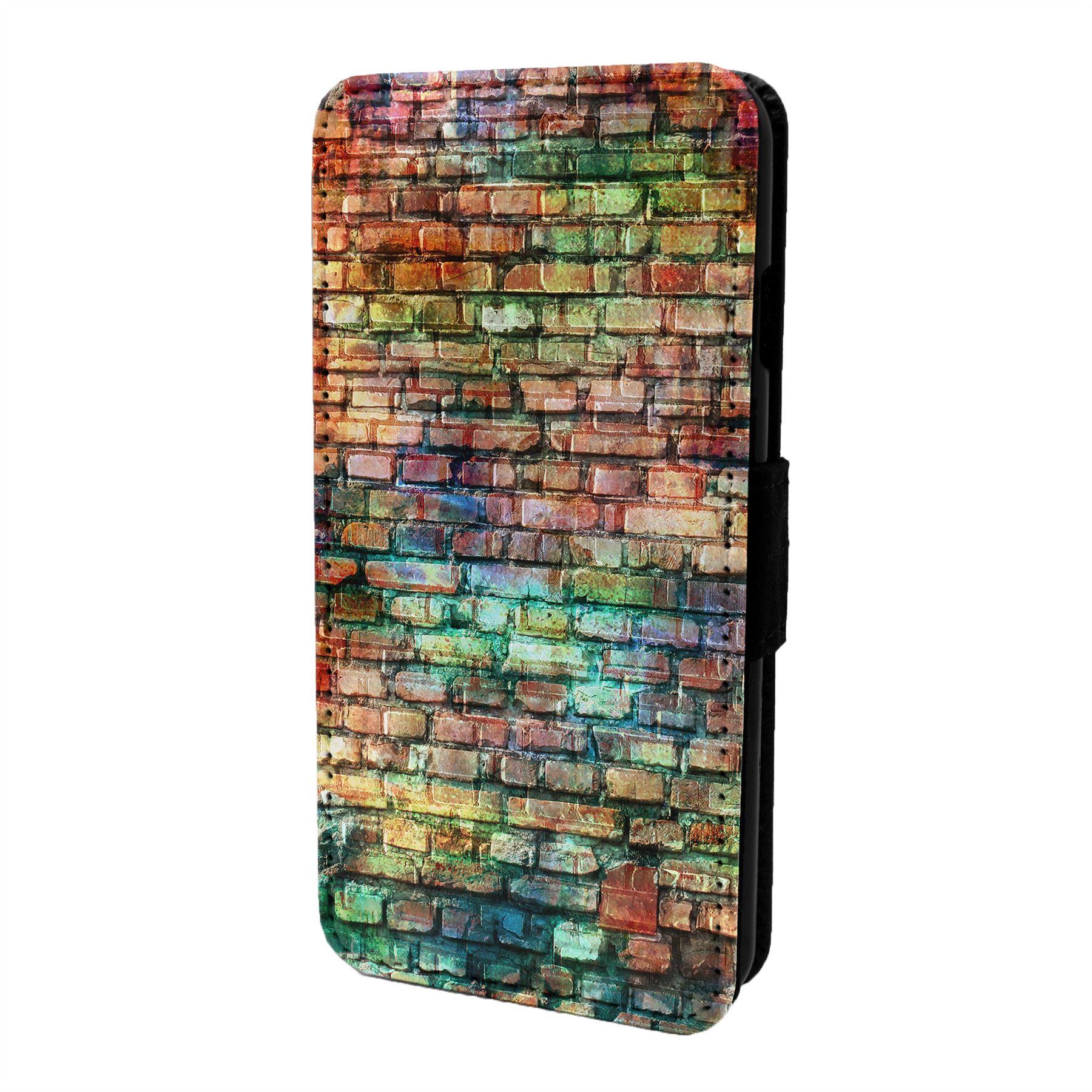 Graffiti-Art-Funda-Libro-para-Telefono-Movil-S6752