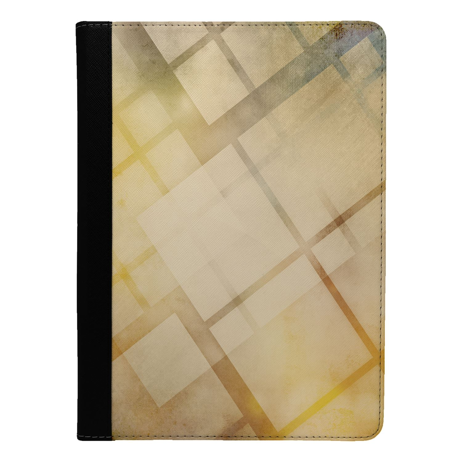 Modern-Art-Print-Flip-Case-Cover-For-Apple-iPad-S9068