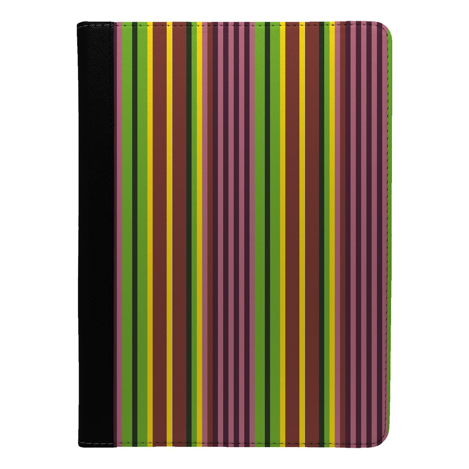 Minimal-Stripes-Pattern-Flip-Case-Cover-For-Apple-iPad-S8463