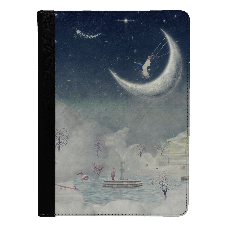 Fantasy-Landscape-Flip-Case-Cover-For-Apple-iPad-S4541