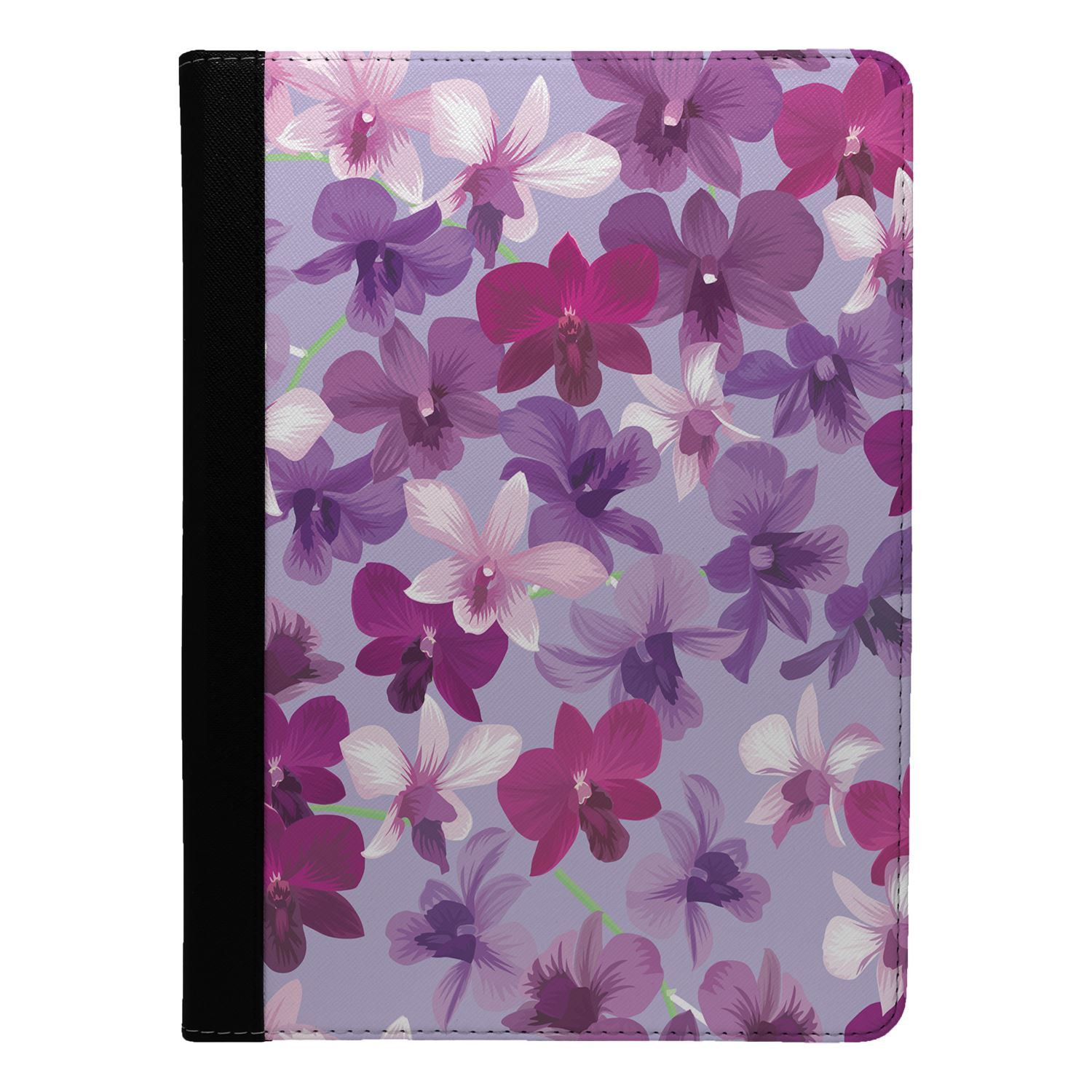 Nature-Flower-Pattern-Flip-Case-Cover-For-Apple-iPad-S8497