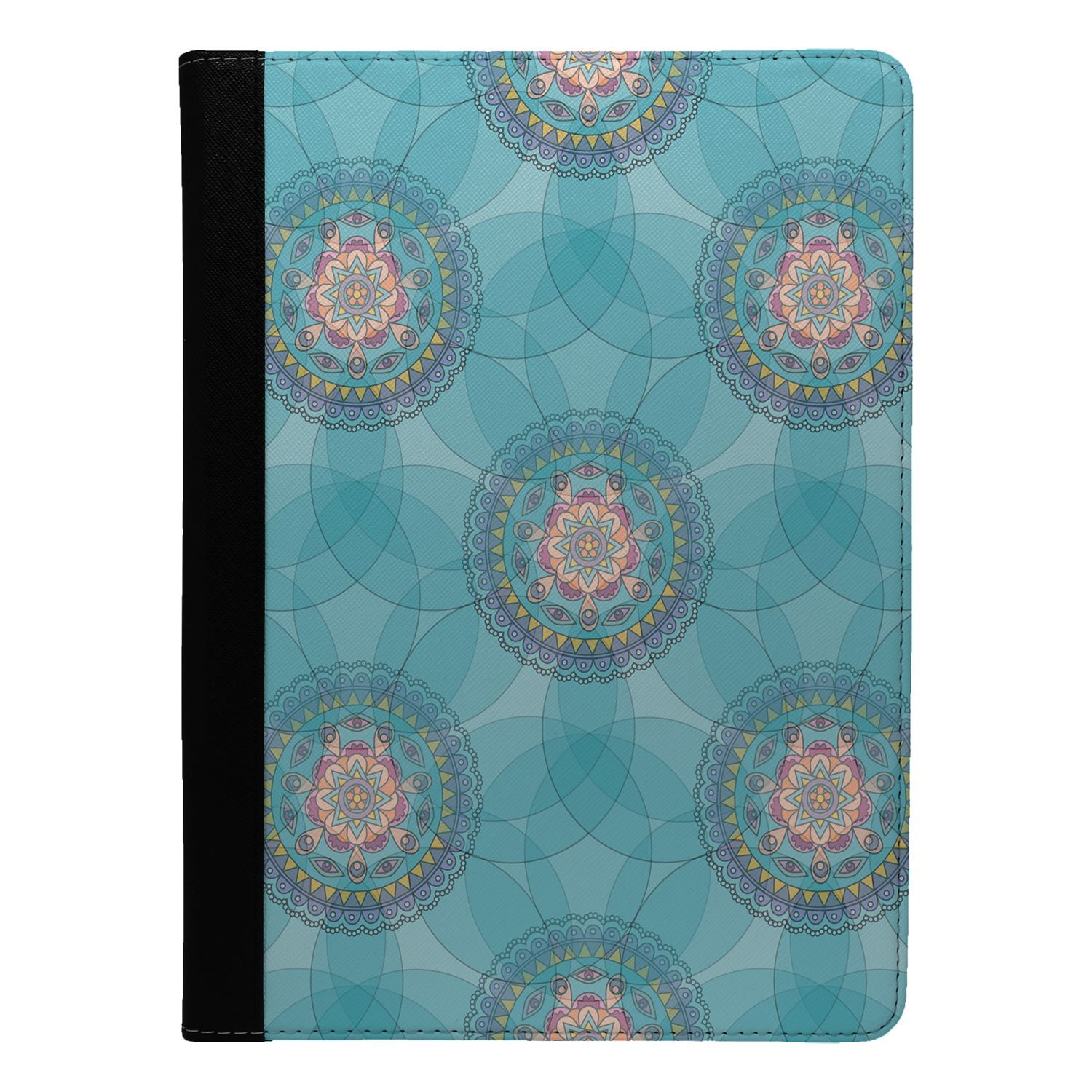 Vintage-Baroque-Print-Flip-Case-Cover-For-Apple-iPad-S9212