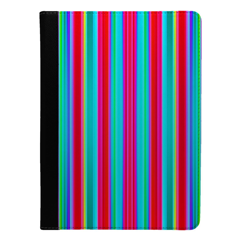Minimal-Stripes-Pattern-Flip-Case-Cover-For-Apple-iPad-S8448