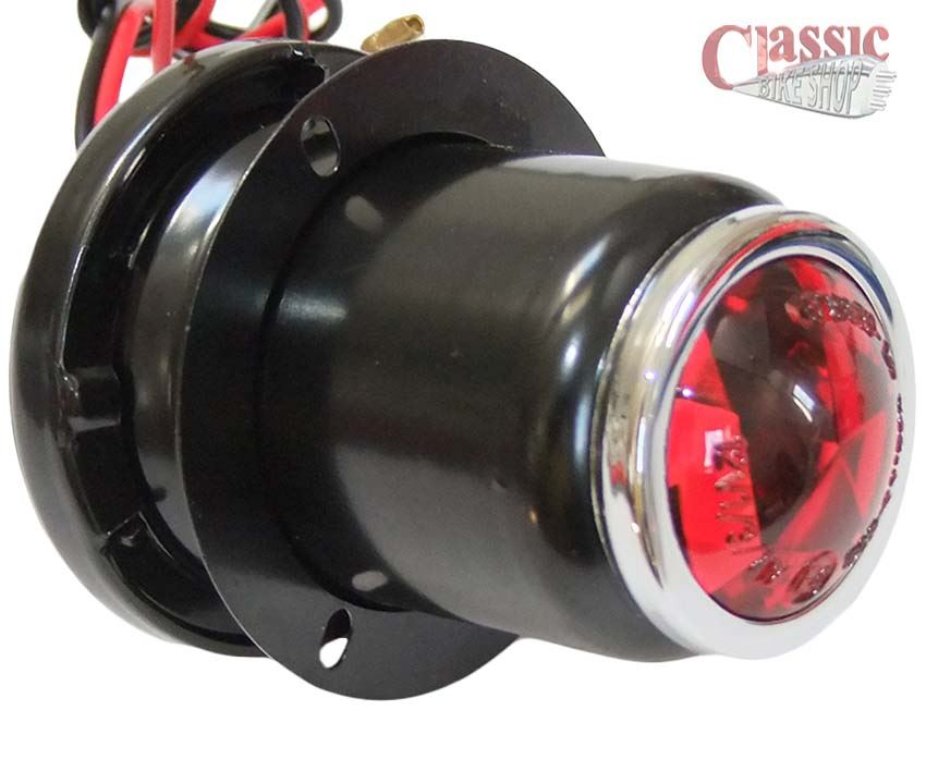 Replica Lucas 477//1 rear lamp with stop//tail facility